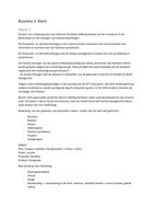 SAMENVATTING: Samenvatting BUS2 - Klant