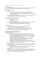 SAMENVATTING: Samenvatting Inleiding Organisatiekunde HFST 1t/m8 + PROEFTENTAMEN EN BEGRIPPENKAARTJES