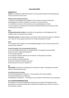 SUMMARY: Samenvatting bedrijfskunde integraal (MFO2)