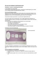 SUMMARY: Samenvatting het event als strategisch marketingsinstrument