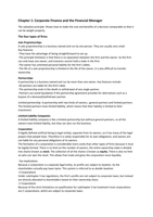 SUMMARY: Summary for Asset Pricing and Capital Budgeting