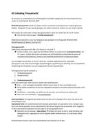SAMENVATTING: Samenvatting boek ROEST recht en netwerken