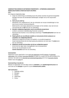 RESUME: Samenvatting Werken in Netwerken H7