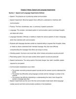 NOTES DE COURS: Chapter 5 Notes