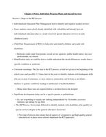 NOTES DE COURS: Chapter 4 Notes