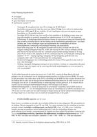Answers: Estate Planning bijeenkomst 6 (TAX 4008)