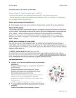 SUMMARY: Samenvatting healthy ageing