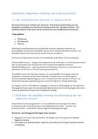 SAMENVATTING: Samenvatting materieel bestuursrecht