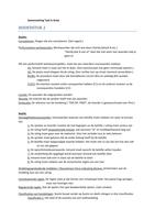 SAMENVATTING: Taal in Actie Samenvatting
