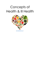sociological perspectives for health and social care