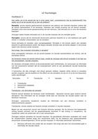 SAMENVATTING: LE Psychologie_hoofdstuk_3_4_5_9_10