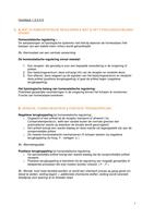 SAMENVATTING: ALGEMENE MENSELIJKE BIOLOGIE & FYSIOLOGIE
