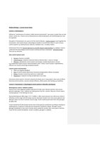 LECTURE NOTES: Medical Biology 1 complete notes