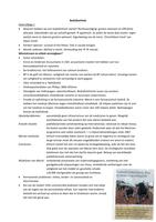 SUMMARY: Bedrijfsethiek hoorcolleges inclusief aantekeningen en uitwerkingen cases