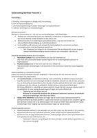 SAMENVATTING: Samenvatting openbare financien 2 - collegeslides aangevuld met het boek