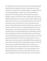 ESSAY: Poe's Philosophy of Composition in Annabel Lee and Ligeia