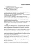 OVERIG: Beroepsprestatie 2.7  Begeleiden bij verandering, pijn en verliesverwerking VOORBEELDVERSLAG