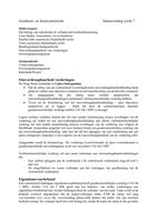 SUMMARY: Samenvatting stof week 7 en 8 Goederen- en insolventierecht