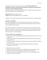SAMENVATTING: PSY3103 Complete Term Notes for Final
