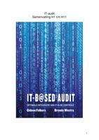 SUMMARY: IT audit (IT-based audit) samenvatting