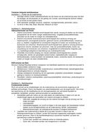 SUMMARY: Samenvatting Integrale Bedrijfsanalyse