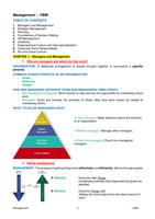 SUMMARY: Summary Management 1 IBM