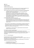 SUMMARY: Europees Strafrecht Compleet JJCM Wirken