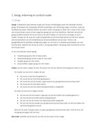 SAMENVATTING: Juridische en Ethische Aspecten (Samenvatting colleges)