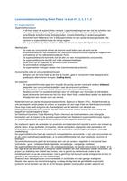 SAMENVATTING: Levensmiddelenmarketing Emiel Peters 1e druk H1,2,3,5,7,8