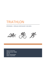 CASE: Triathlon verslag 2017 SGM / Sportkunde