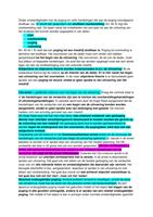SAMENVATTING: Samenvatting Strafrecht 2 HvA