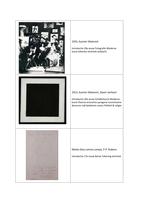SAMENVATTING: MUST HAVE: alle schilderijen Visuele Cultuur in kaartjesvorm: uit te knippen