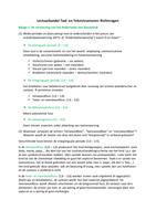 SAMENVATTING: Lectuurbundel Taal en Tekststructuren vragen oplossingen