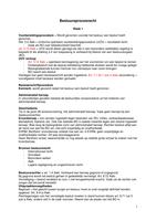 SAMENVATTING: Bestuursprocesrecht K4