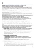 "SUMMARY: Summary ""Strategic Management"""
