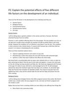 development through life stages of an individual essay Buy best quality custom written eriksons theory of psychosocial development essay individual goes through eight stages development during early stages of life.