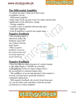 LECTURE NOTES: ALevel physics notes
