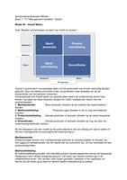 SUMMARY: Samenvatting Business ABroad (BAB) - Jaar 1, HAN