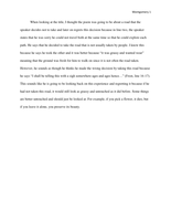 ESSAY: Poetry project notes