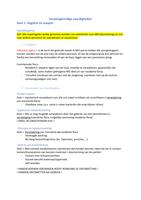 SAMENVATTING: samenvatting verpleegkundige vaardigheden