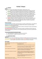 SAMENVATTING: Fysiotherapie KNGF richtlijn nekpijn samenvatting