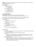 Exam: ITM707 - Final Exam Frameworks