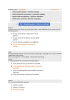 OVERIG: kennisbasis maatschappijleer Proeftoets 103 vragen incl. antwoorden