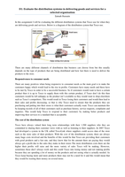 unit 29 d1 Unit 2 - d1 explain how software utilities can improve the performance of computer systems [d1]  unit 29 - p2 / d2 task 4 - risk management [41] describe and.