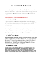 ESSAY: Unit 1 Communication and Employability Skills for IT (Part 1 Of 6)