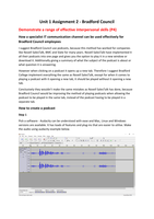 ESSAY: Unit 1 Communication and Employability Skills for IT (Part 2 Of 6)