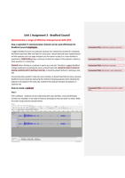 ESSAY: Unit 1 Communication and Employability Skills for IT (Part 4 Of 6)