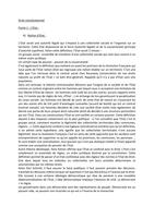 NOTES DE COURS: Notes Amphi Cours de Droit Constitutionel 1er semstre