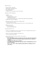 RESUME: Heart of Darkness - Detailed notes