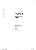 Antwoorden: Overal Natuurkunde 3 Havo 5e Editie Uitwerkingenboek (Alle Hoofdstukken)